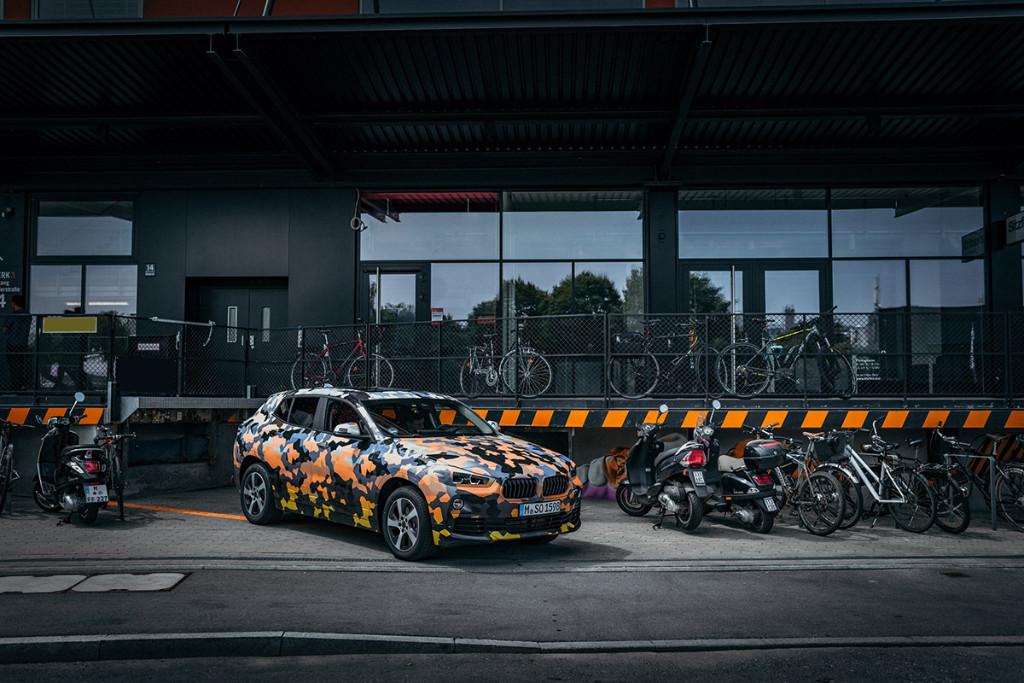 BMW X2 2018: sus primeras fotos oficiales