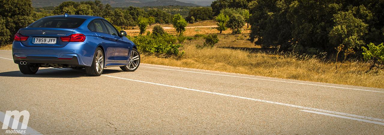 Prueba BMW 420d Gran Coupé, cuando el estilo marca el paso