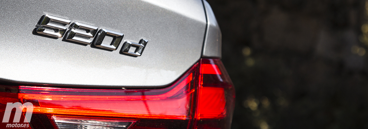 Prueba BMW 520d Touring, un buque de calidad, espacio y confort