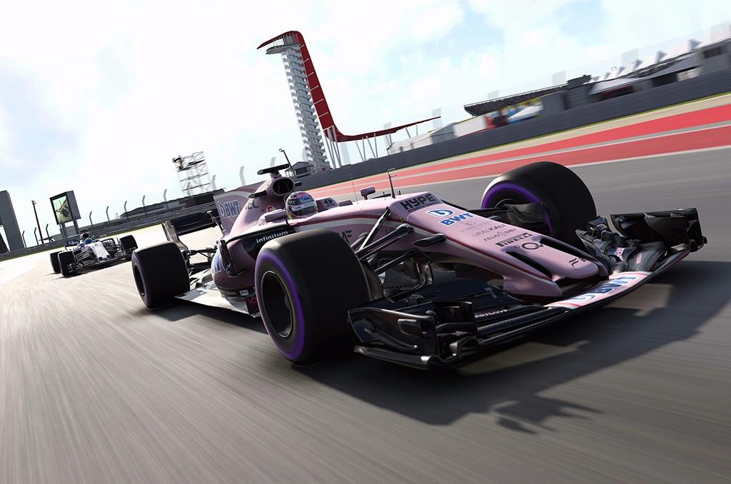 Emoción y acción en el nuevo tráiler de F1 2017: disponible el 25 de agosto
