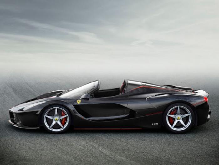 Ferrari fabricará un ejemplar más del LaFerrari Aperta por motivos beneficos