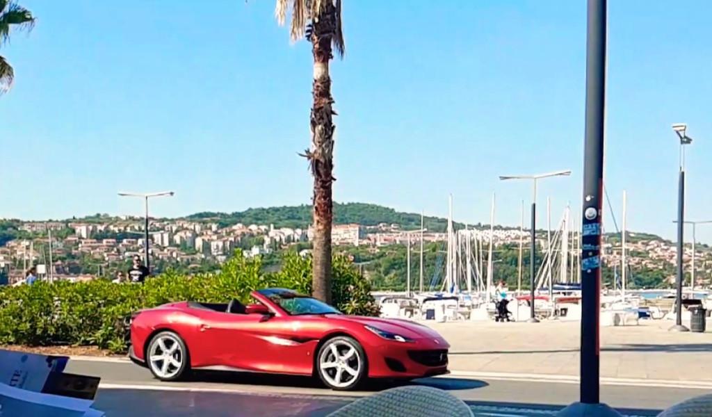 Ferrari Portofino 2018: escucha su rugido en su primer vídeo