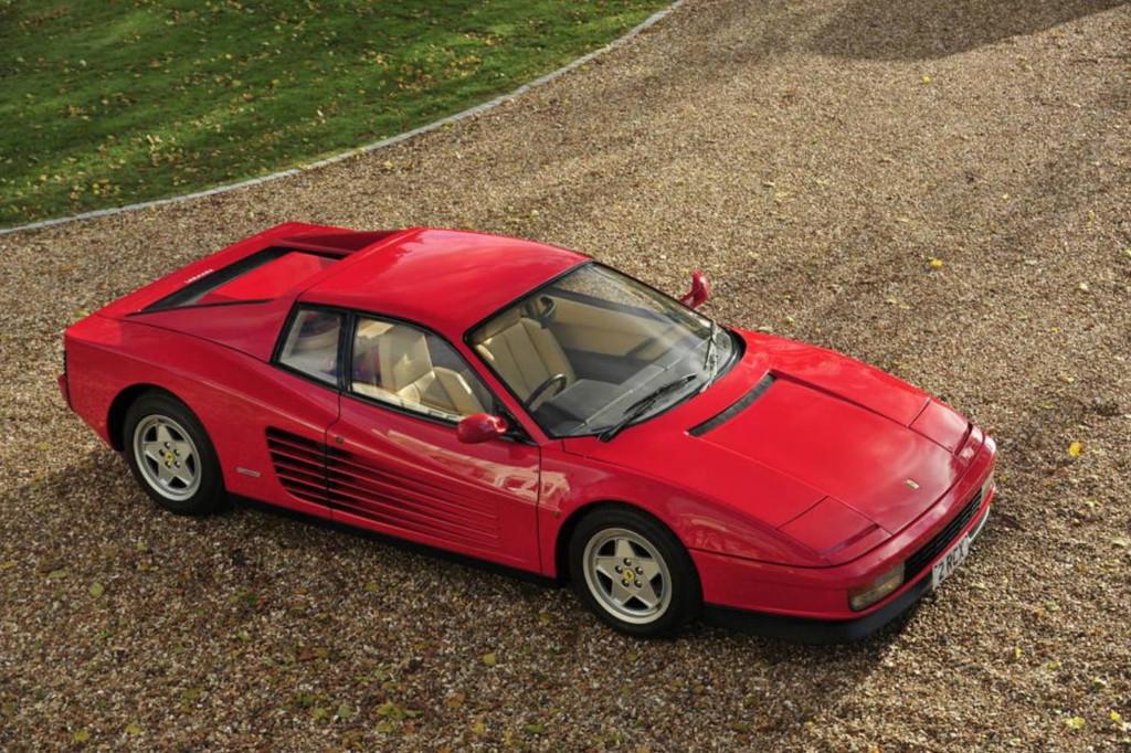 Ferrari pierde los derechos sobre el nombre Testarossa