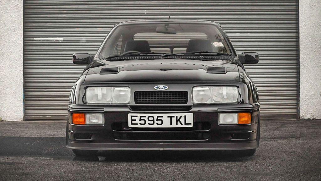 Ford Sierra RS Cosworth RS500 de 1987 vendido por cifra récord