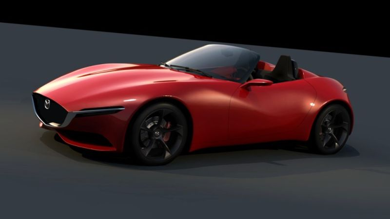 Mazda revela las alternativas de diseño descartadas del MX-5 ND
