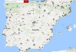 La red de Tesla supera la docena de supercargadores en España