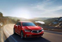 Acura RLX 2018: presentado el renovado buque insignia de Honda