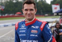 Mikhail Aleshin deja Schmidt para desarrollar el LMP1 de SMP Racing