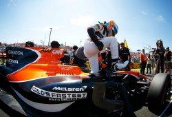 """Alonso: """"En el aspecto personal, está siendo una temporada muy, muy buena"""""""