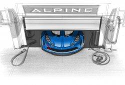 Alpine A110 Cup: primer teaser de la nueva versión de competición