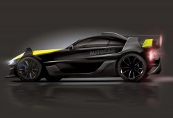 Ariel Motor lanzará un superdeportivo eléctrico con más de 1.000 CV