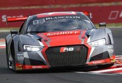 Audi manda en los libres de la Sprint Cup en Hungaroring