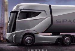 El camión de Tesla tendrá una autonomía de hasta 480 kilómetros
