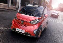 Baojun E100: el nuevo eléctrico de General Motors para China por 4.500 euros