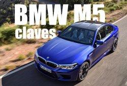 BMW M5 2018: las 5 claves del nuevo sedán deportivo