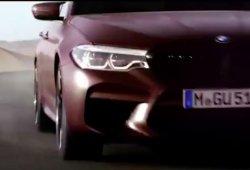 BMW M5 2018: la marca nos lo adelanta en un vídeo teaser