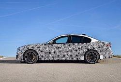 El nuevo BMW M5 F90 será presentado en unos días