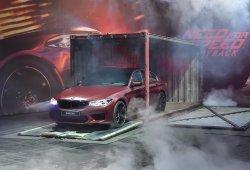 El nuevo BMW M5 2018 estará en Need for Speed Payback