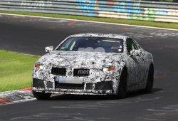 BMW M8 2018: se deja ver de nuevo mientras rueda en Nürburgring