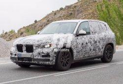 BMW X5 M Performance: cazada una variante M Performance del nuevo X5 G05