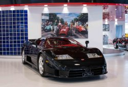 Bugatti EB110 SS Dauer: uno de los EB110 fabricados en Alemania en venta