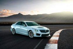 Cadillac CTS-V 2018 Glacier Metallic Edition: edición limitada por el 115 aniversario