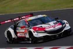 Difícil debut de Jenson Button en los 1.000 km de Suzuka