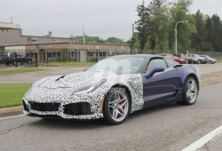 ¿Dónde está el nuevo Chevrolet Corvette ZR1?