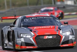 Dries Vanthoor asegura la pole del Audi #5 en Hungría