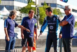 """Dario Franchitti: """"Buemi hizo a la Fórmula E más real"""""""