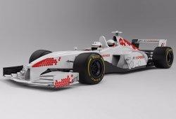 Desvelado el nuevo Fórmula 1 biplaza