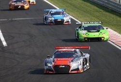 Fässler y Vanthoor ganan la Qualifying Race en Budapest