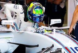 """Massa se olvida de la retirada: """"No hay razón para no seguir"""""""