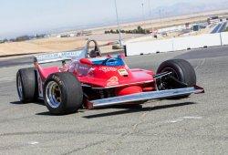 Ferrari 312 T5: el desastroso último monoplaza de Jody Scheckter en venta