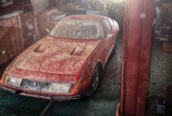 Aparece 40 años después el único y desconocido Ferrari Daytona de aluminio