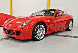 Ferrari 599 GTB con cambio manual: todo un unicornio con un precio estratosférico