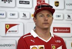 Ferrari hace oficial que Kimi Räikkönen continuará con ellos en 2018