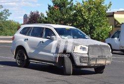 Ford Bronco 2020: las primeras imágenes del desarrollo del nuevo SUV