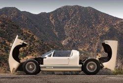 El único Ford GT40 Roadster superviviente aparece a la venta