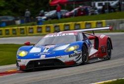 Ford y Porsche alimentan su rivalidad en Road America