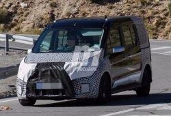 Ford Transit Connect: el facelift culmina sus pruebas en nuestro país