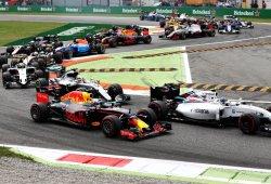 Los horarios del GP de Italia F1 2017