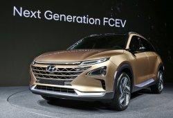 Hyundai Next Generation FCEV: el modelo de hidrógeno coreano casi al completo