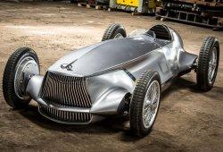 Infiniti Prototype 9 Concept: el monoplaza retro con corazón eléctrico