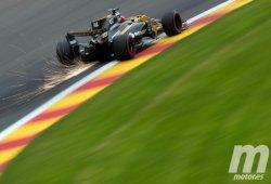 Pirelli investiga la deformación de los neumáticos vista en la clasificación