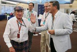 """Jackie Stewart niega que el Halo vaya a suponer """"el fin de la Fórmula 1"""""""