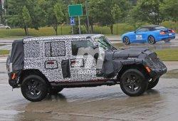 Jeep Wrangler 2018: filtrada la composición de la gama y las nuevas opciones