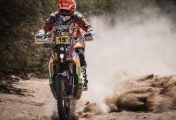 KTM, con Laia Sanz, y Honda se retan en el Atacama Rally