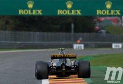 Palmer perderá cinco posiciones en carrera por reemplazar su caja de cambios