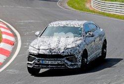 Lamborghini Urus: su sonido en detalle a su paso por Nürburgring